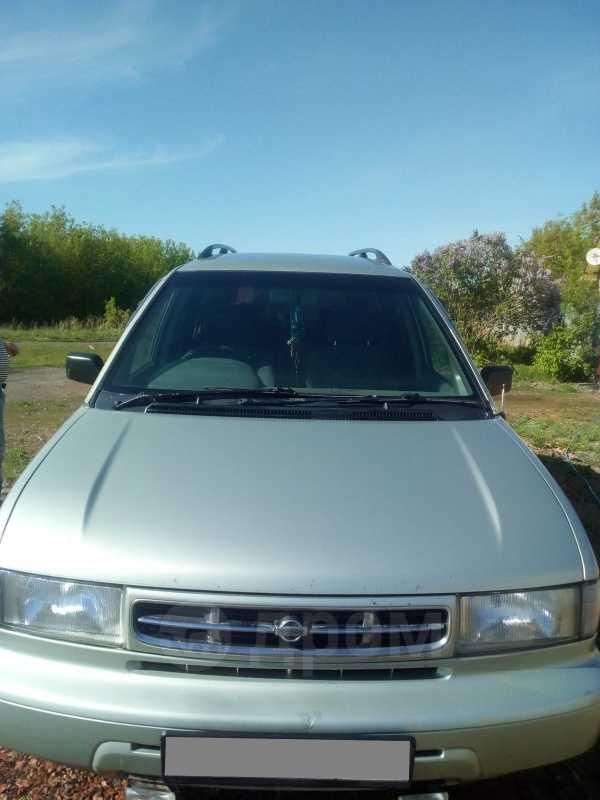 Nissan Prairie, 1997 год, 150 000 руб.