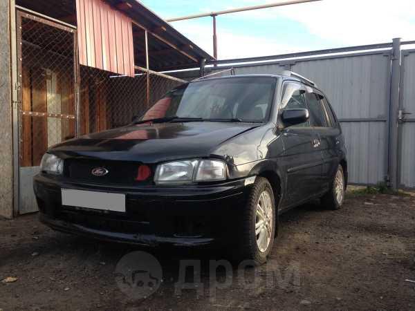 Ford Festiva, 1998 год, 75 000 руб.