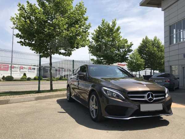 Mercedes-Benz C-Class, 2015 год, 1 499 000 руб.