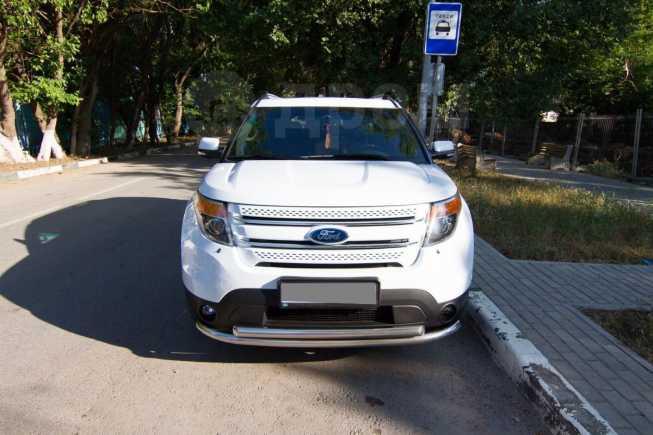 Ford Explorer, 2015 год, 1 590 000 руб.