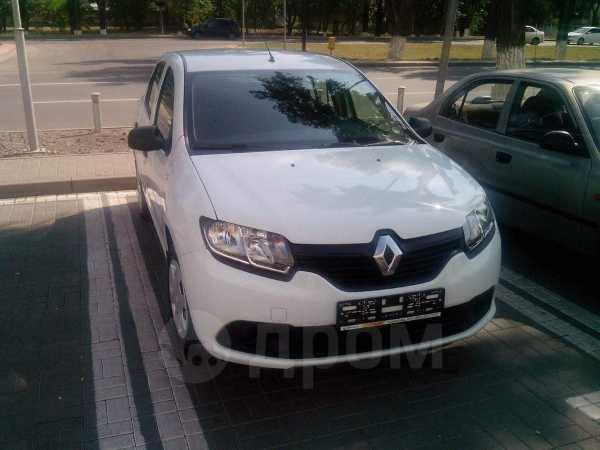 Renault Logan, 2018 год, 500 000 руб.