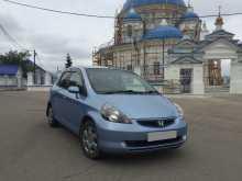 Honda Fit, 2002 г., Иркутск