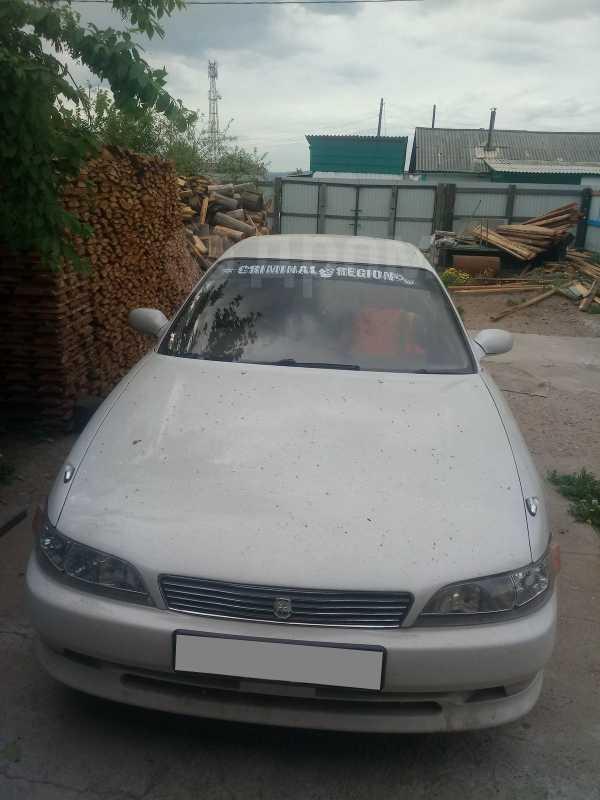 Toyota Mark II, 1995 год, 186 000 руб.
