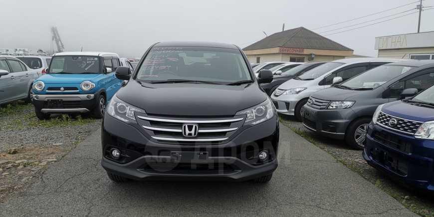 Honda CR-V, 2015 год, 1 557 000 руб.