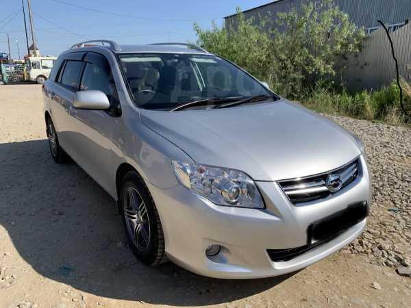 Toyota Corolla FX, 2010 год, 550 000 руб.