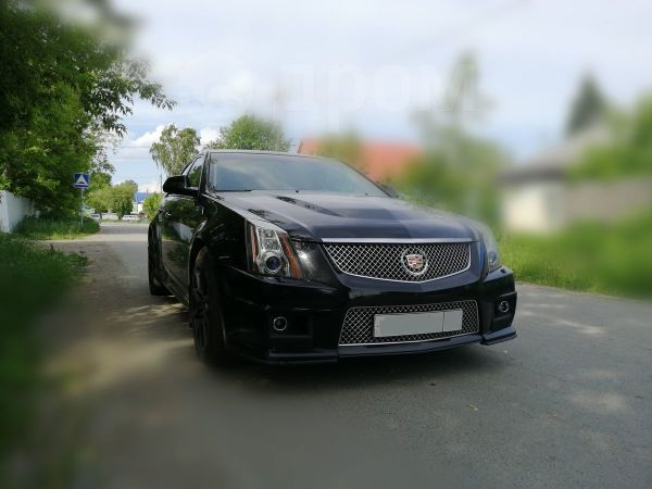 Cadillac CTS, 2008 год, 800 000 руб.