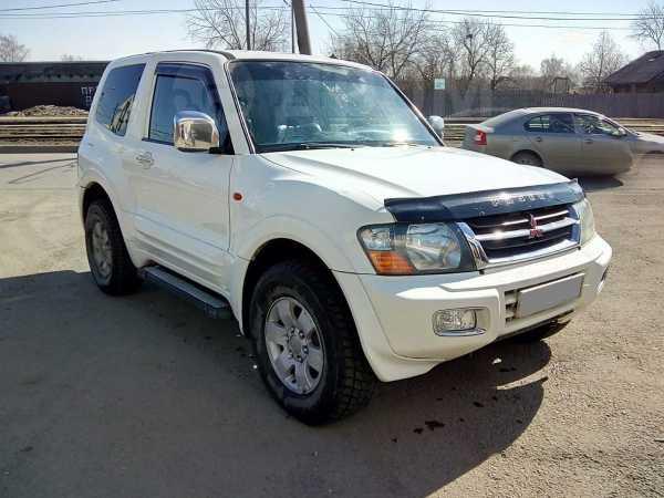 Mitsubishi Pajero, 2000 год, 468 000 руб.