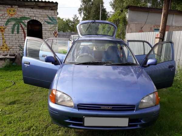 Toyota Starlet, 1997 год, 140 000 руб.