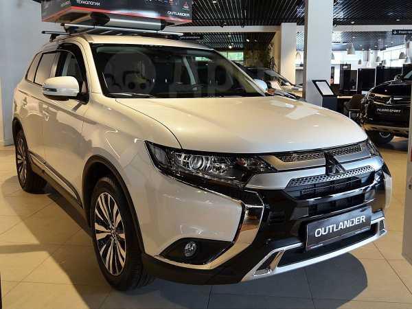 Mitsubishi Outlander, 2019 год, 1 802 000 руб.