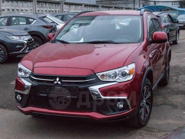 Mitsubishi ASX, 2019 год, 1 547 000 руб.