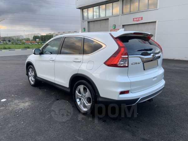 Honda CR-V, 2015 год, 1 550 000 руб.