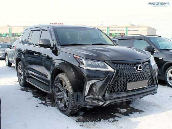 Lexus LX450, 2017 год, 7 000 000 руб.