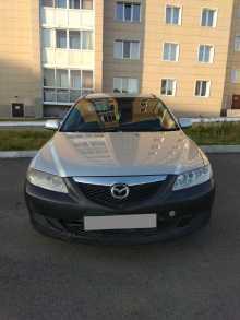 Mazda Atenza, 2003 г., Кемерово