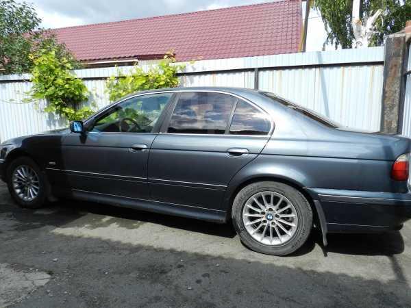 BMW 5-Series, 2000 год, 340 000 руб.