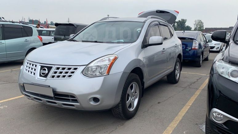 Nissan Rogue, 2008 год, 570 000 руб.