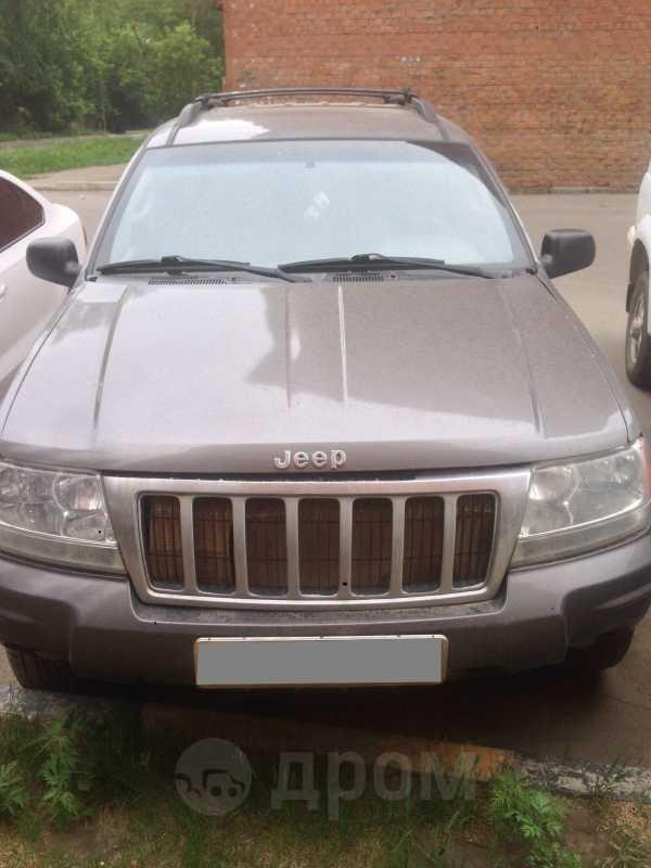 Jeep Grand Cherokee, 2004 год, 250 000 руб.