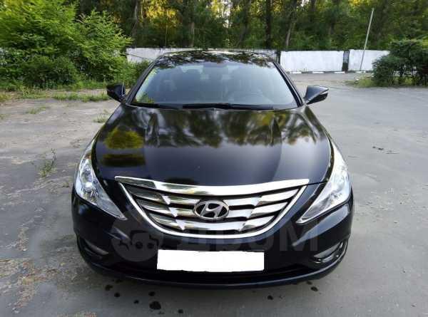 Hyundai Sonata, 2012 год, 990 000 руб.