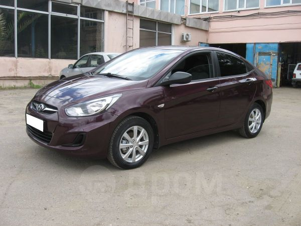 Hyundai Solaris, 2012 год, 438 000 руб.