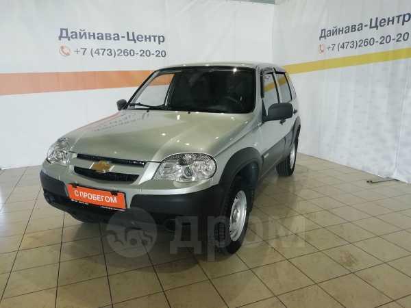 Chevrolet Niva, 2012 год, 283 000 руб.