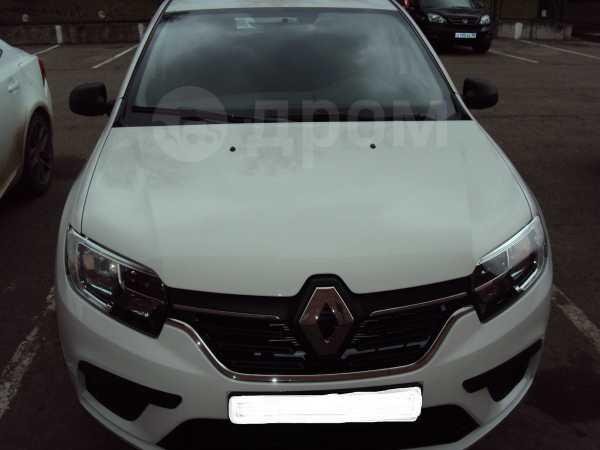 Renault Sandero, 2019 год, 530 000 руб.