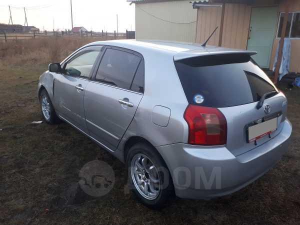 Toyota Allex, 2001 год, 250 000 руб.