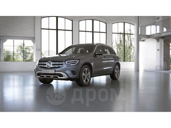 Mercedes-Benz GLC, 2019 год, 3 692 000 руб.