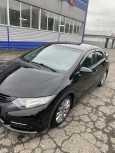 Honda Civic, 2012 год, 600 000 руб.