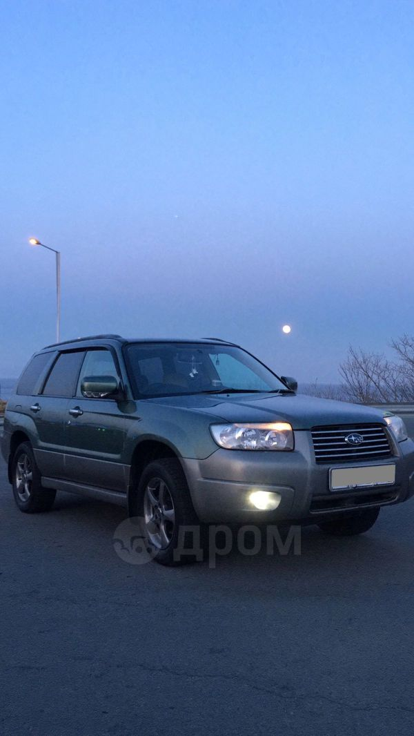 Subaru Forester, 2005 год, 560 000 руб.