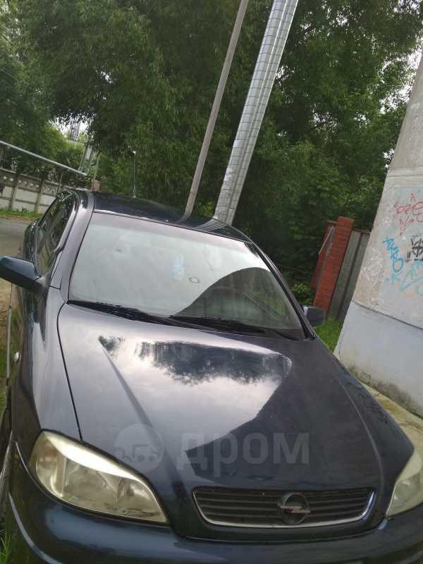 Opel Astra, 2002 год, 145 000 руб.