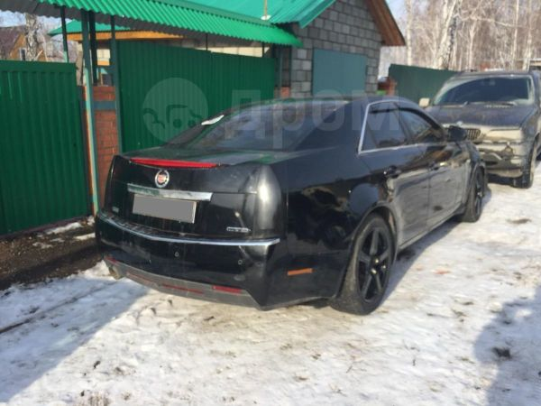 Cadillac CTS, 2008 год, 260 000 руб.
