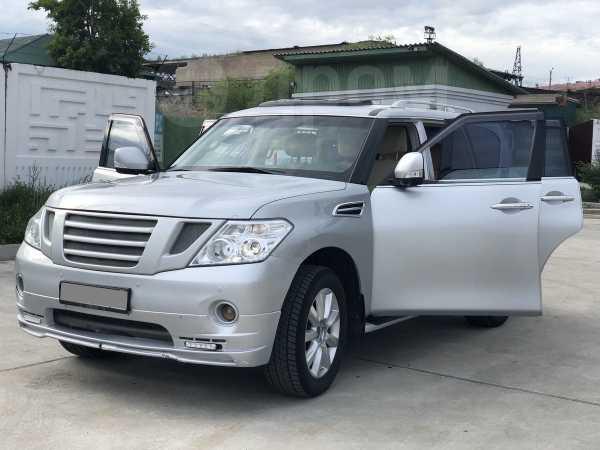 Nissan Patrol, 2010 год, 1 280 000 руб.