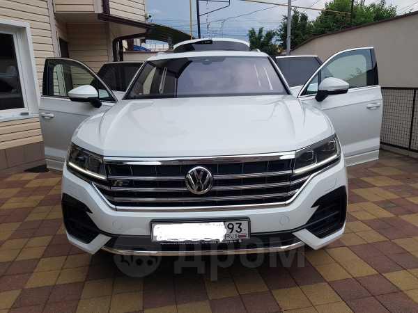 Volkswagen Touareg, 2018 год, 4 750 000 руб.