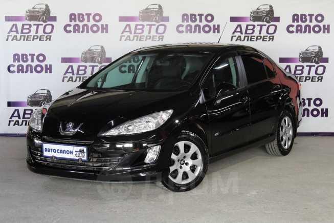Peugeot 408, 2014 год, 465 000 руб.