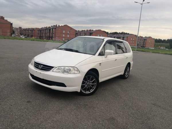 Honda Odyssey, 2003 год, 383 000 руб.
