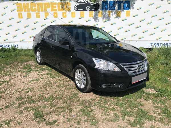 Nissan Sentra, 2014 год, 627 000 руб.