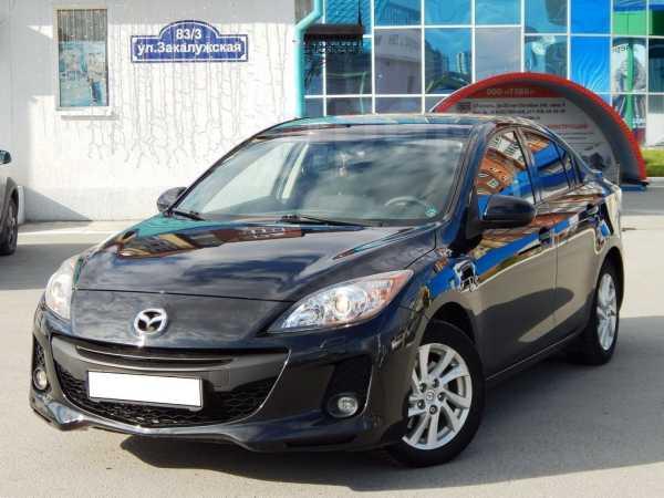 Mazda Mazda3, 2011 год, 599 999 руб.