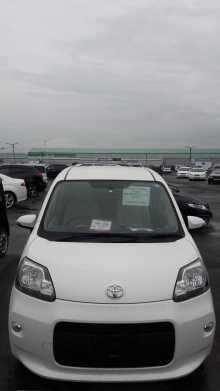 Красноярск Toyota Porte 2015