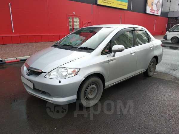 Honda Fit Aria, 2004 год, 245 000 руб.