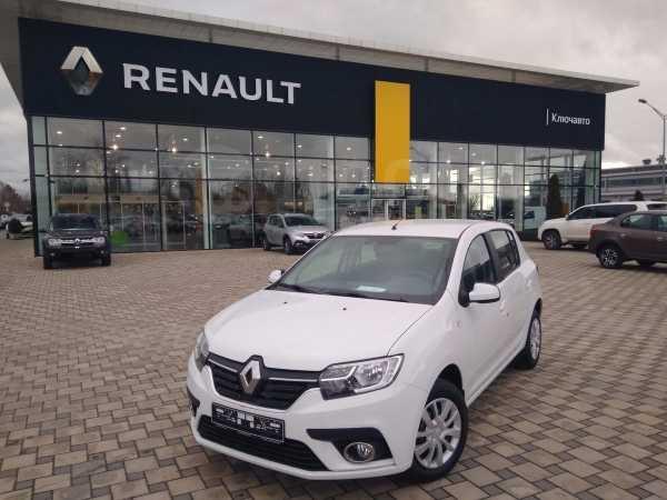 Renault Sandero, 2019 год, 701 990 руб.