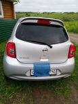Nissan March, 2015 год, 560 000 руб.