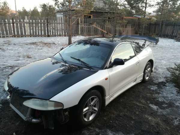Mitsubishi Eclipse, 1999 год, 140 000 руб.