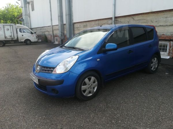 Nissan Note, 2006 год, 328 000 руб.