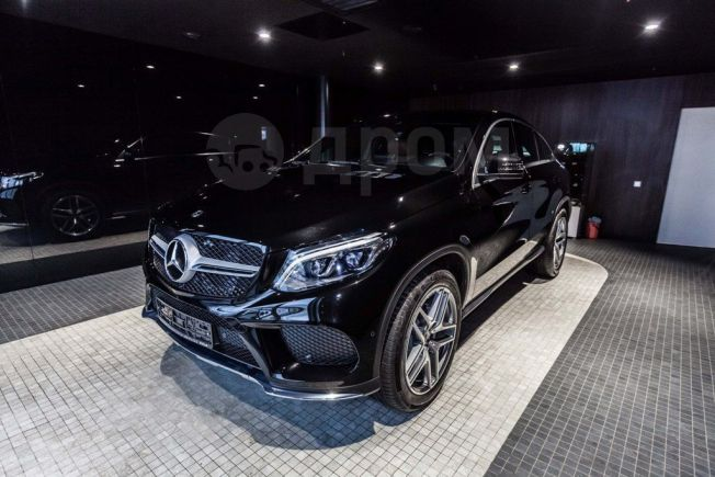 Mercedes-Benz GLE Coupe, 2019 год, 6 229 999 руб.