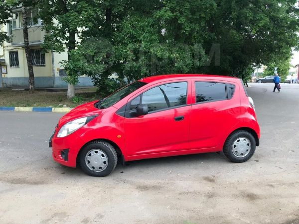 Chevrolet Spark, 2012 год, 308 000 руб.