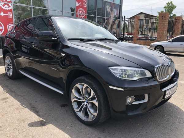 BMW X6, 2012 год, 1 948 000 руб.