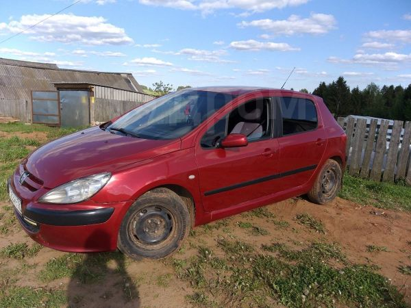 Peugeot 307, 2003 год, 170 000 руб.