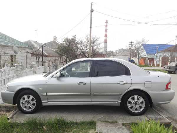 Kia Magentis, 2005 год, 240 000 руб.