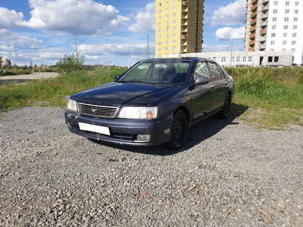 Nissan Bluebird, 1999 год, 75 000 руб.