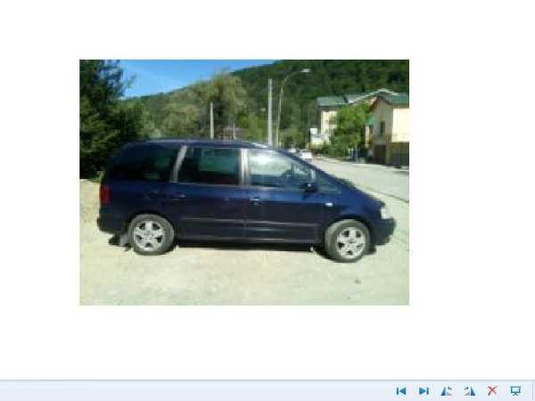 Volkswagen Sharan, 2000 год, 330 000 руб.