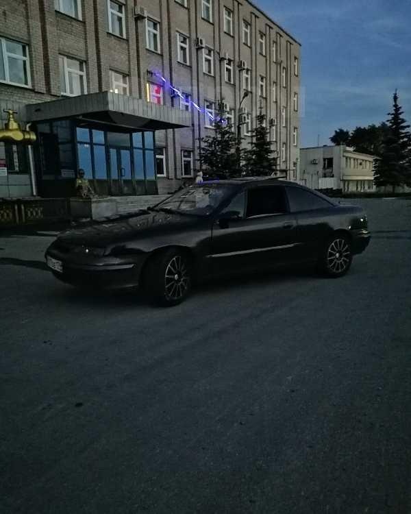 Opel Calibra, 1992 год, 180 000 руб.